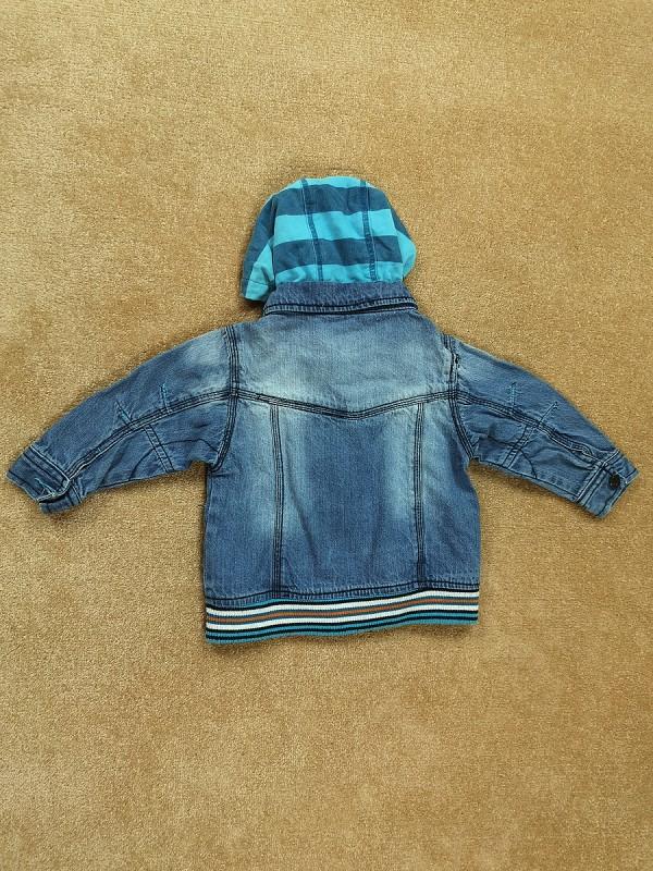 TOPOLINO džemperis berniukams su kapišonu (86 dydis, 21 mėn.)