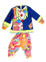 Deiters klouno karnavalinis kostiumas (116)