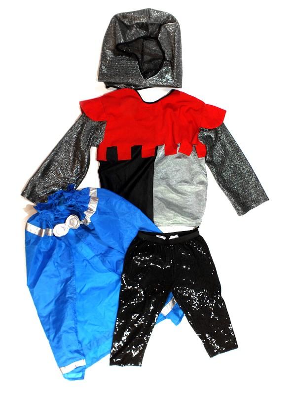 Crazy Days kareivio karnavalinis kostiumas (128)