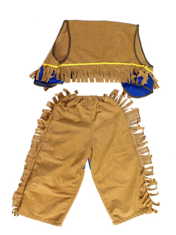 HIlka kaubojaus kostiumas karnavalui (104)