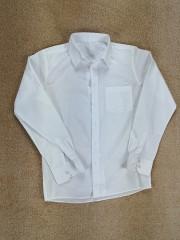 Balti marškiniai berniukams (12 metų)