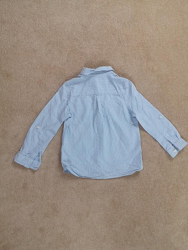 M&S ORIGINALS marškiniai berniukams (5-6)