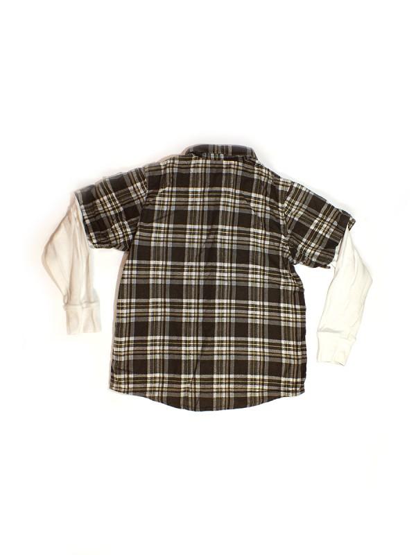 H&M marškiniai berniukams (10-11 m.)
