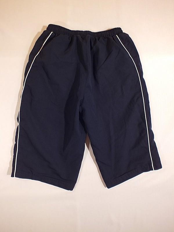 Tamsiai mėlyni sportiniai šortai berniukams (12 metų)