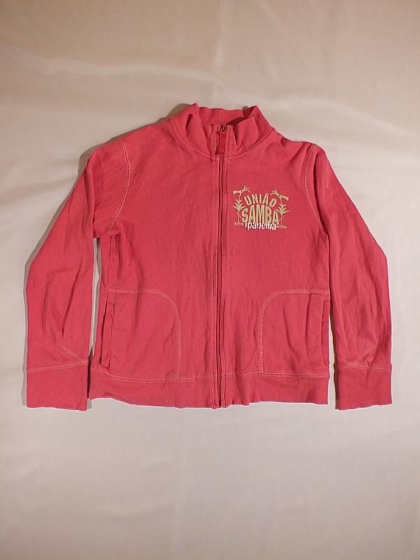 Rožinis džemperis mergaitėms (11-12 metų)
