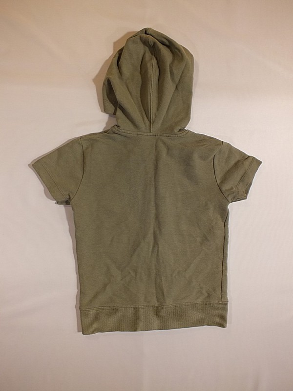 Žalsvas mergaičių džemperis (7-8 metų)