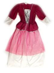 Princesės karnavalinė suknelė mergaitėms (7-10)