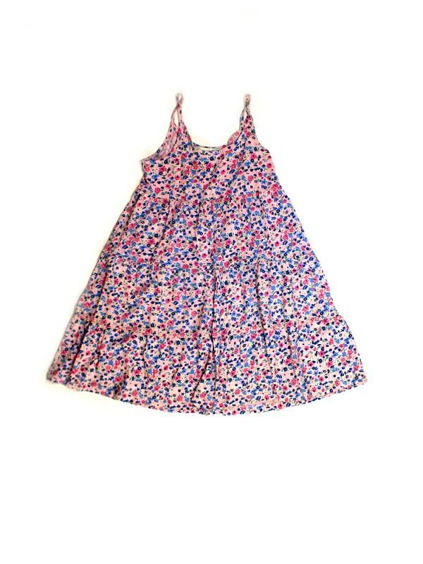 Medvilninė suknelė mergaitėms (8 - 9 metų)