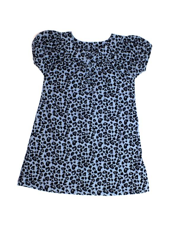 Topolino suknelė mergaitėms (6-7 metai)