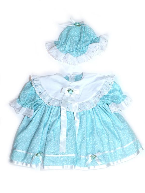 Suknelė mergaitėms (6-12 mėnesių)