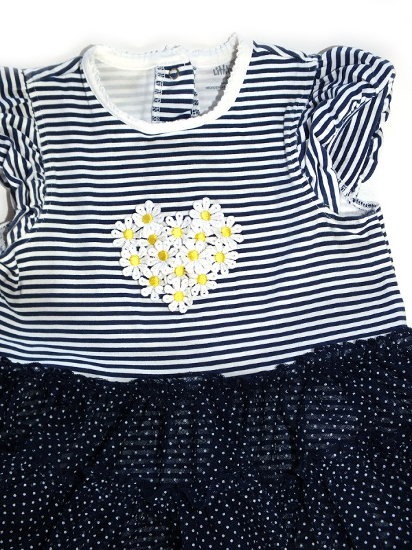 Little Me suknelė mergaitėms (2 metai)