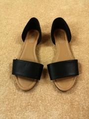RUBI odinės basutės moterims (37 dydis)
