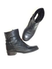 Natūralios odos moteriški batai Sata (39 dydis)