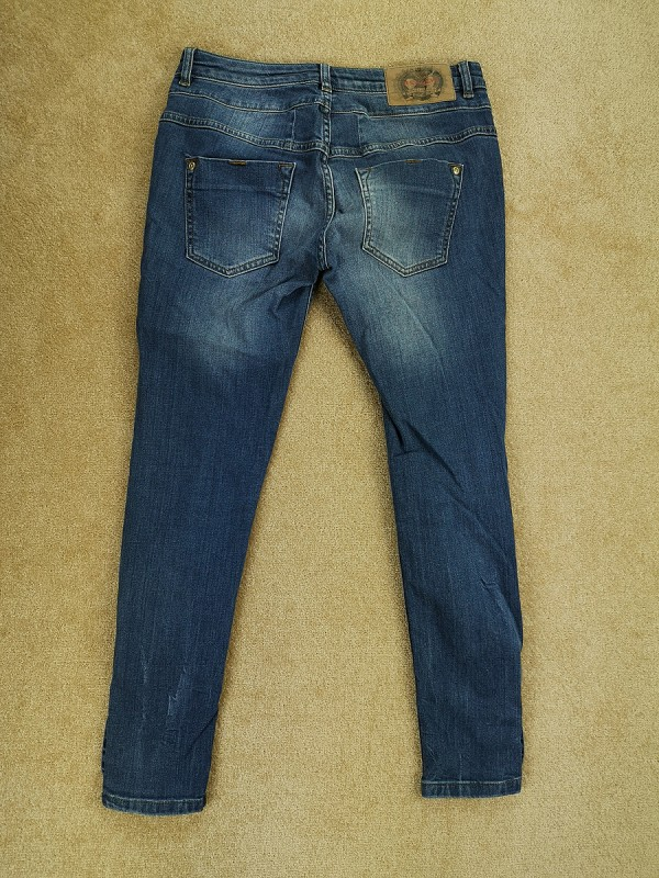 Denim Review džinsai moterims (M)