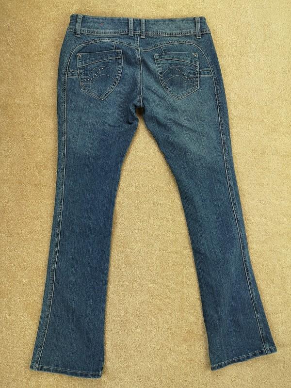 VEGAS džinsai moterims (38 dydis, M)