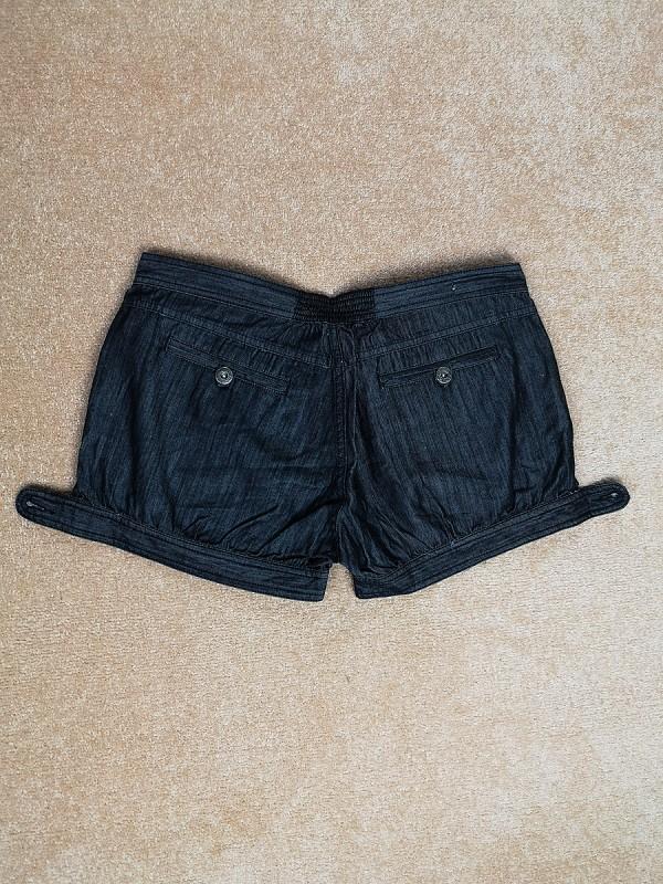 MOODO DENIM džinsiniai šortai moterims (L)