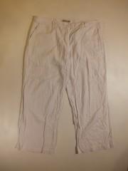 Bon'a Parte moteriškos lininės kelnės (XXL)