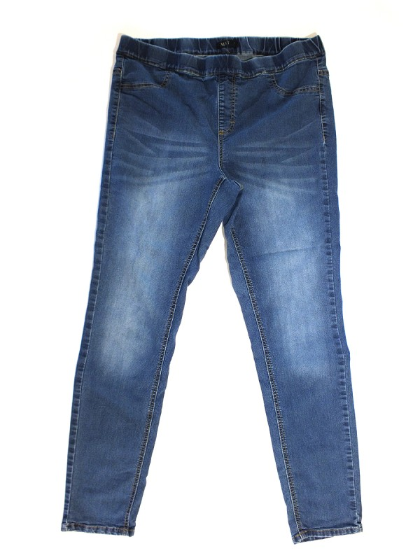 Moteriški džinsai (tamprūs) L-XL