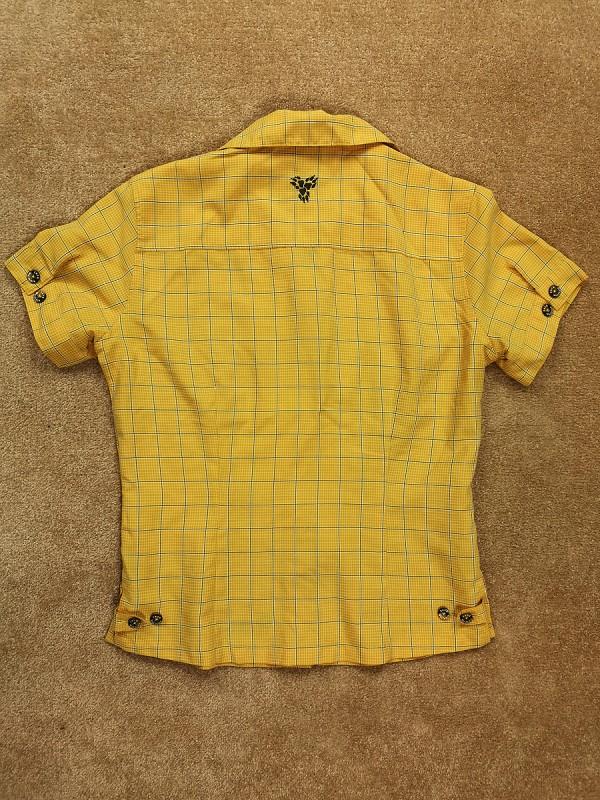 JACK WOLFSKIN marškiniai moterims ( S - M )
