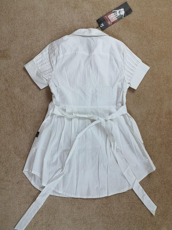 SARAH CHOLE ilgi marškiniai moterims (M)
