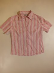 Tamprūs medvilniniai Gina Benotti marškiniai (S-M)