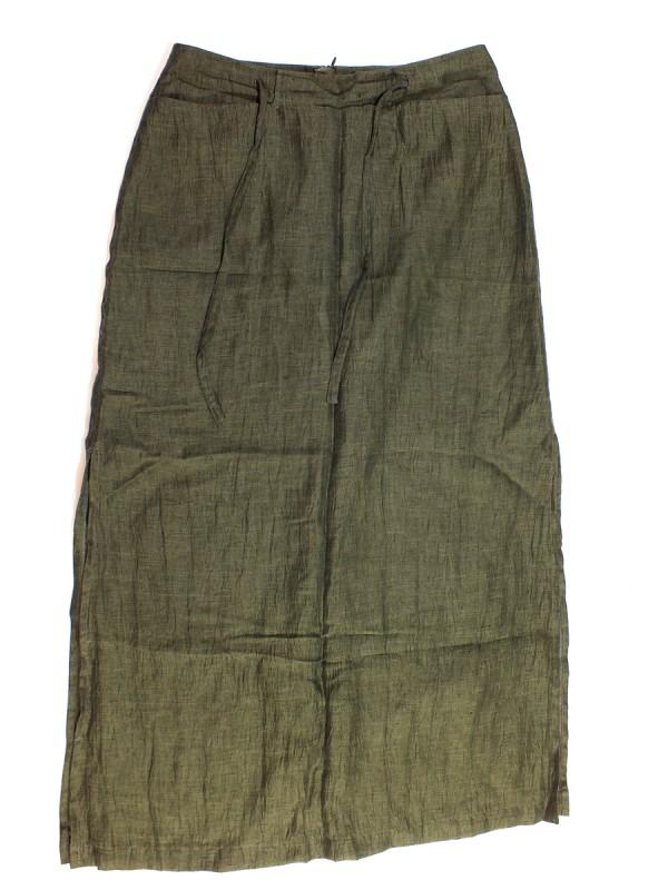 Monari lininis sijonas moterims (S)