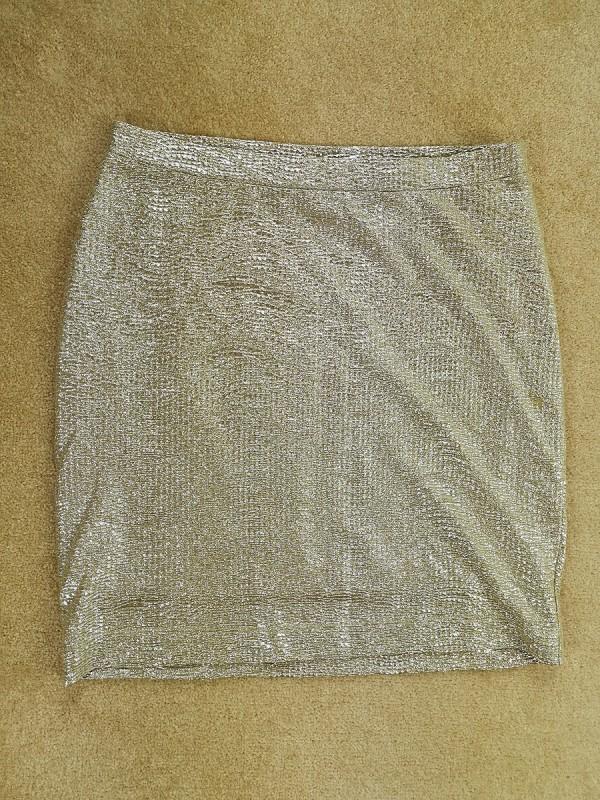 H&M tamprus sijonas su pamušalu (S)
