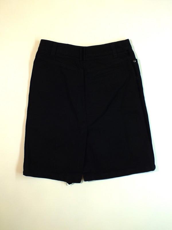 Džinsinis juodas sijonas (M)