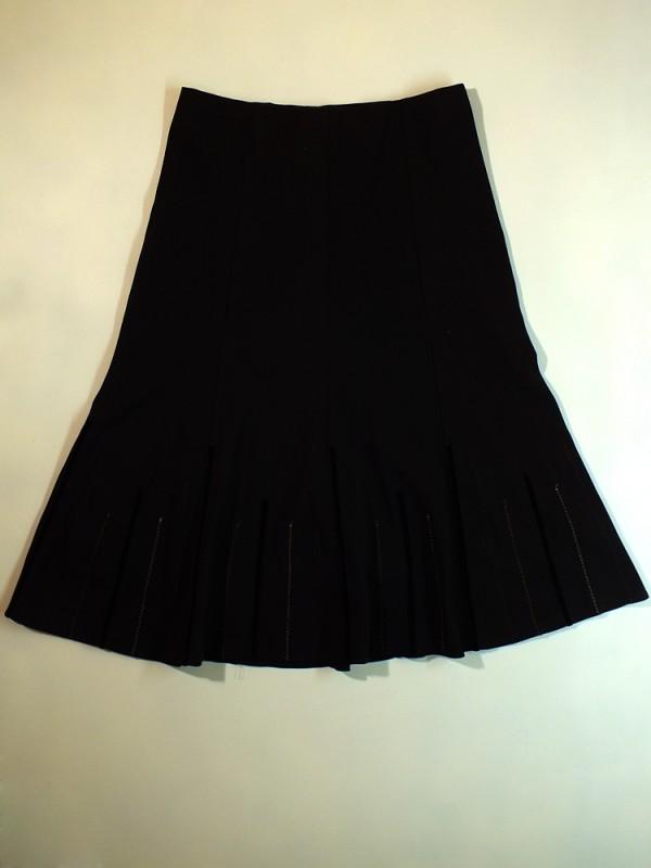 Tamsiai rudas sijonas Marks&Spencer (M)