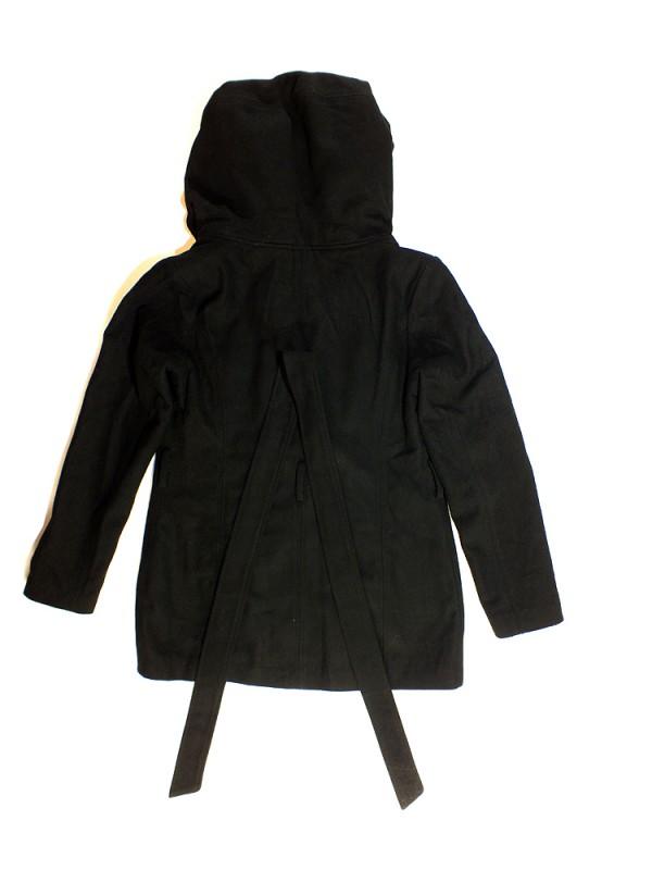 Šiltas AMISU paltukas su kapišonu (M)