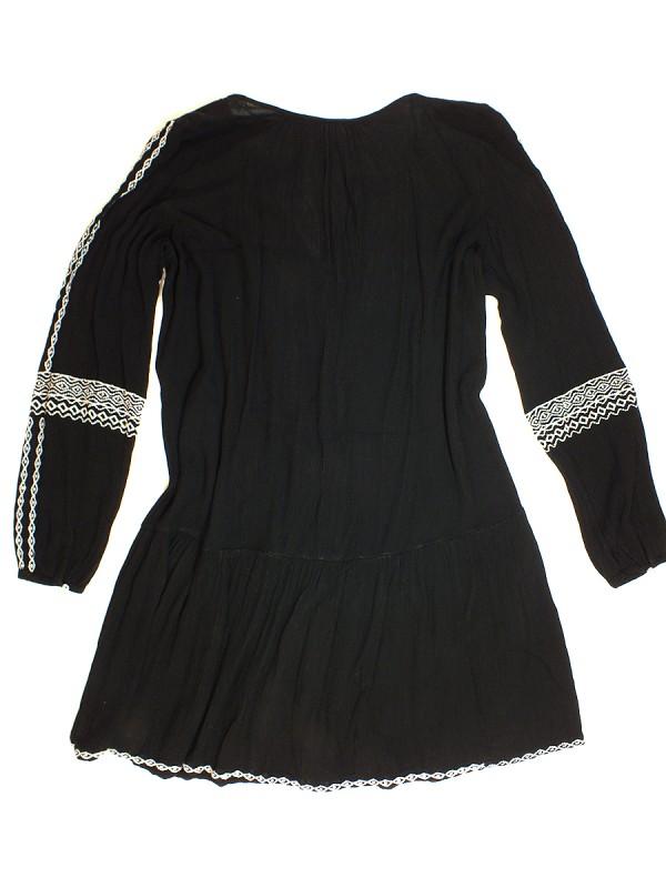 Kappai viskozinė suknelė - tunika moterims (M - L)