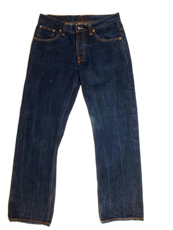 Nudie Jeans džinsai vyrams (L)
