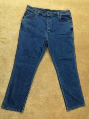 WRANGLER dideli džinsai vyrams (XXL, W40 L32)