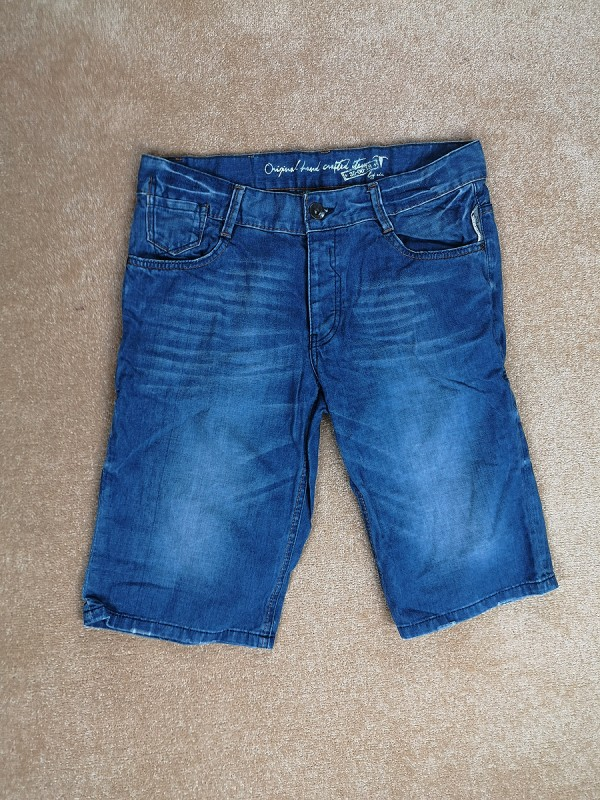 EAGLE FIT džinsiniai šortai vyrams (XL)