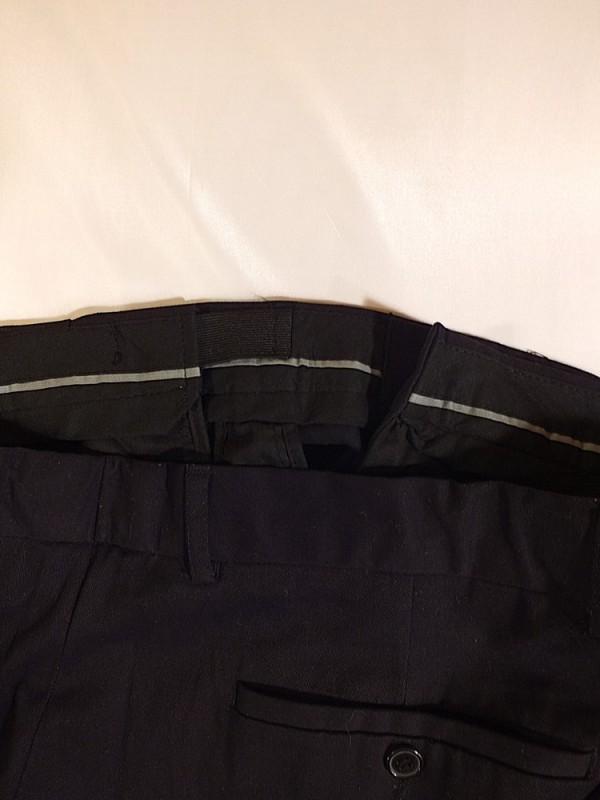 Easy besireguliuojančios medvilninės kelnės (L - XL liemuo)