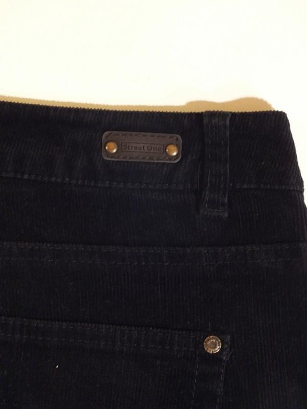 StreetOne velvetinės kelnės (M)