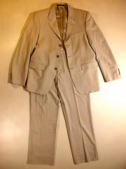 Voolmex lengvas viskozinis - vilnonis kostiumas vyrams (M)