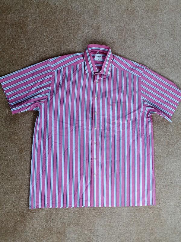 OLYMP LUXOR marškiniai vyrams (6XL)