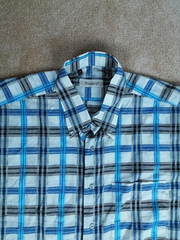 RIMERS marškiniai vyrams (XXL)
