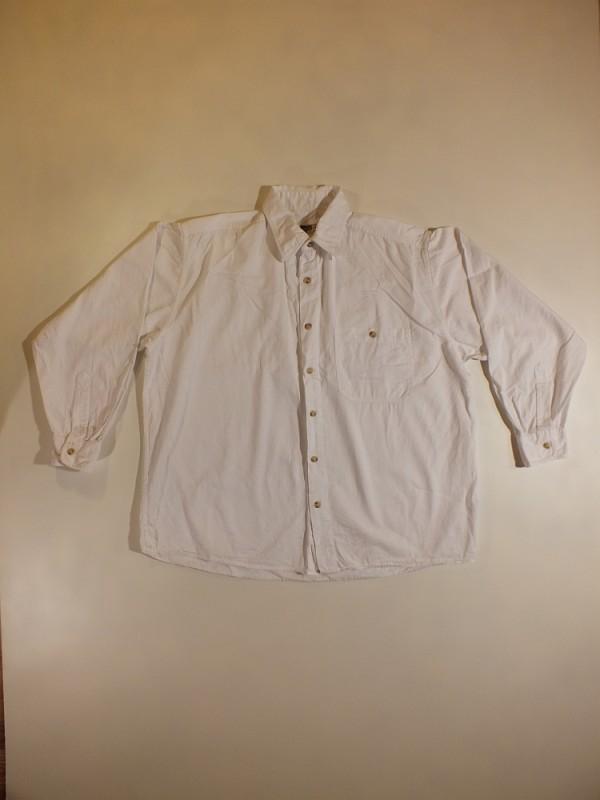 Upper East medvilniniai marškiniai vyrams (L)
