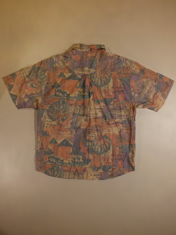 Jean Chatel viskoziniai marškiniai vyrams (L)