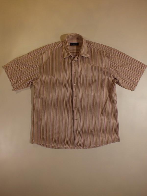 Attention medvilniniai marškiniai vyrams (L)