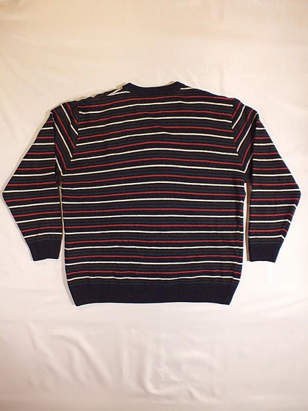Lacoste šiltas lanos megztinis (S)