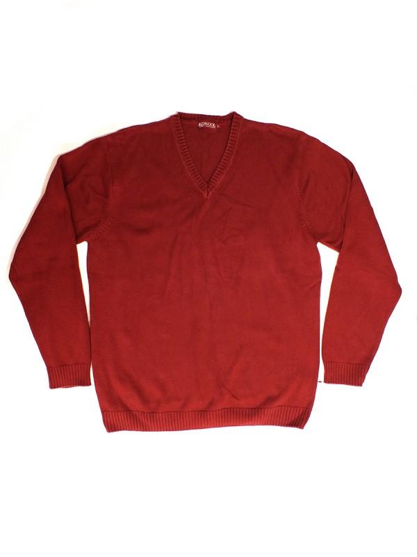 Vyriškas medvilninis megztinis Redwood (L)