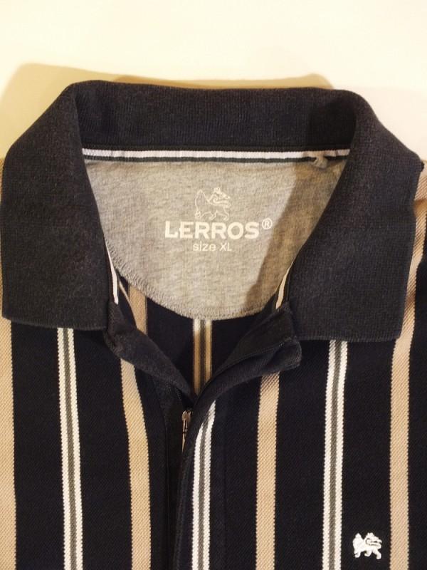 Lerros  medvilninė palaidinė vyrams (XL)